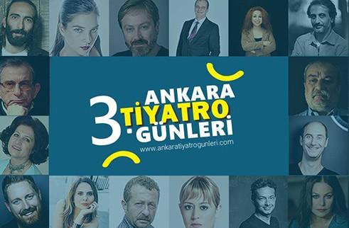 3. Ankara Tiyatro Günleri (9-23 Aralık )