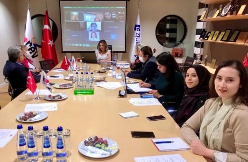 KOREV Aylık Yönetim Kurulu Toplantısı