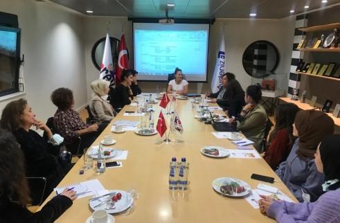 KOREV Gönüllüleri Toplantısı