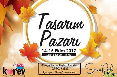 Sarnıç Park AVM Tasarım Pazarı
