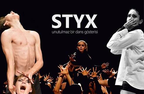 STYX Dans Gösterisi - İstanbul