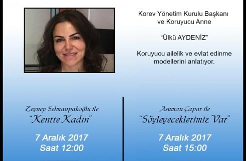 TRT Kent Radyo ve TRT Radyo Haber kanallarına konuk oluyoruz.