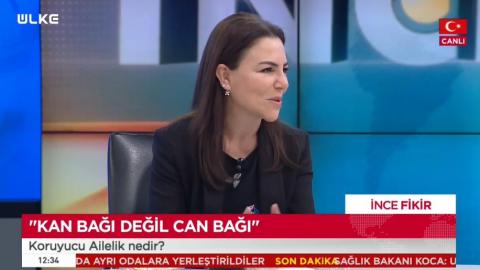 Ülke TV- İNCE FİKİR Programı